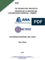 EXPEDIENTE TECNICO DEL PROYECTO-Modernizacion de La Gestion de Los Recursos Hidricos