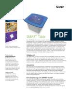 Factsheet SMART Table DE