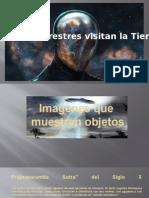Los Extraterrestres Visitan La Tierra