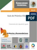Guia de Practica Clinica de Apendicitis