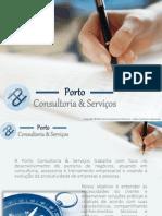 Apresentação Porto Consultoria & Serviços 2