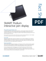 Factsheet SMART Podium ENG