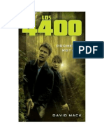 Promise Broken 4400 (Libro Completo en Español)