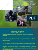 Influencia Mapuche