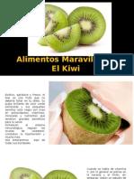 Alimentos Maravillosos El Kiwi