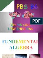 Fundemental Algebra