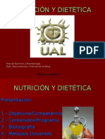 Nut Rici on y Dietetic a Present Ac i On