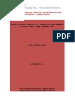 Actividades de Metodologia de La Investigacion