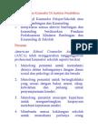 EDU 3120 Bab 7 Peranan Kaunselor Dalam Intitusi Pendidikan