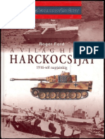 Roger Ford - A Világ Híres Harckocsijai 1916-Tól Napjainkig