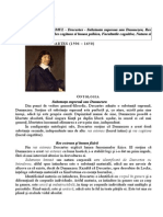 Rationalismul,Rene Descartes