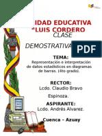 Clase Demostrativa 1111
