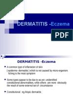 Dermatitis Eczema