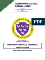 scwgfl handbook 2015-2016  full version