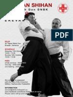 10/2015 Aikido Seminar Erevan