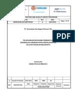 MJPN PGAS 3514 GA PR 012_Construction and as Build Survey Procedure_E_RevA