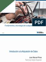Fundamentos Tecnologia Adquisicion Datos