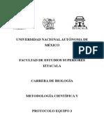 protocolo, artrópodos saprófagos y floristico