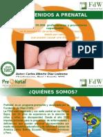 Presentación PreNatal FdW