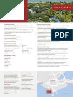 Hotel Fact Sheet Grand Hyatt Bali