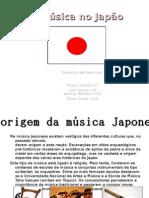 A música No Japão