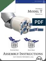 Fabrication - Model T 0.5.2