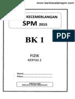 123 Spm Trial 2015 Physics p2 Terengganu