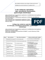 URPS - Centre-Val de Loire collège 2