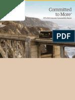 UPS 2014 Corporate Sustainability Report