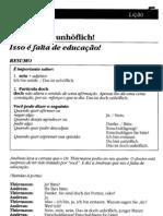 Deutsch Welle LEKTION 05