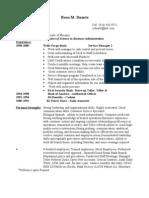 Jobswire.com Resume of crduarte