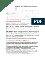 Resumen Del Manual Del Buen Ladron