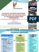 Pedoman Penyusunan Rencana Kerja Dan Anggaran (Rka) Di Lingkungan Kementerian Perhubungan.pptx