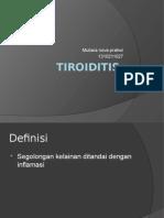 Tiroiditis