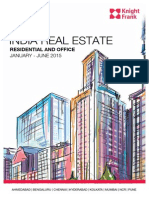 Knight Frank India Real Estate H1 2015 Report