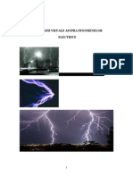 Observatii vizuale asupra fenomenelor electrice.doc