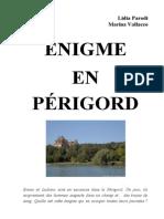 CE.Énigme en Périgord