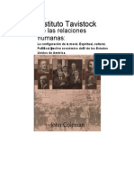 John Coleman - El Instituto Tavistock en USA