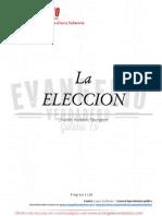 La Elección Juan Wagenveld
