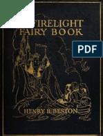 Beston - The Firelight Fairy Book (1919)