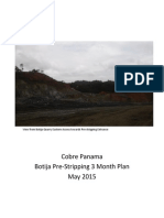 May 2015 3 Month Plan Report