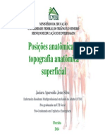 Posições Anatomicas