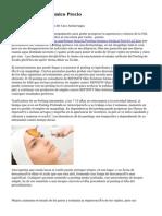 Article   Peeling Quimico Precio