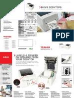 B-EV4 Desktop Printers