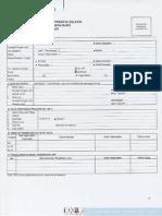 Form Aplikasi Pelamar Pkt