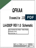1d04d Compal LA-8392P (Satellite P850 P855)