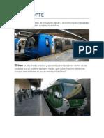 Medios de Trasnporte de  Brasil