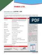 ERP plaster CONMIX