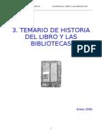 Temario Historia Libro