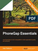 PhoneGap Essentials - Sample Chapter